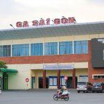 Ga Sài Gòn bán vé đến mấy giờ ? Cách mua thế nào ?