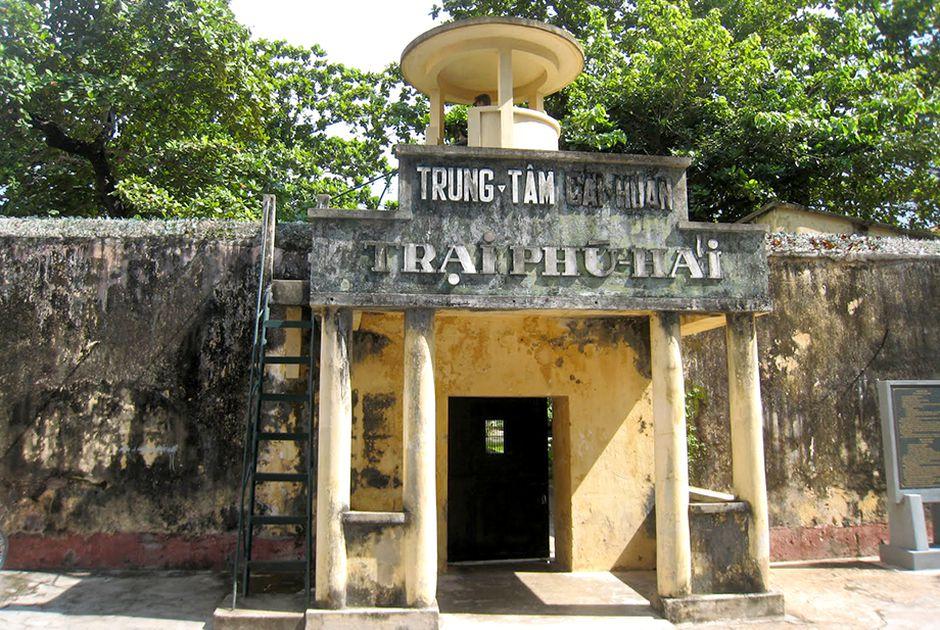 Trại giam Phú Hải - Nhà tù Côn Đảo