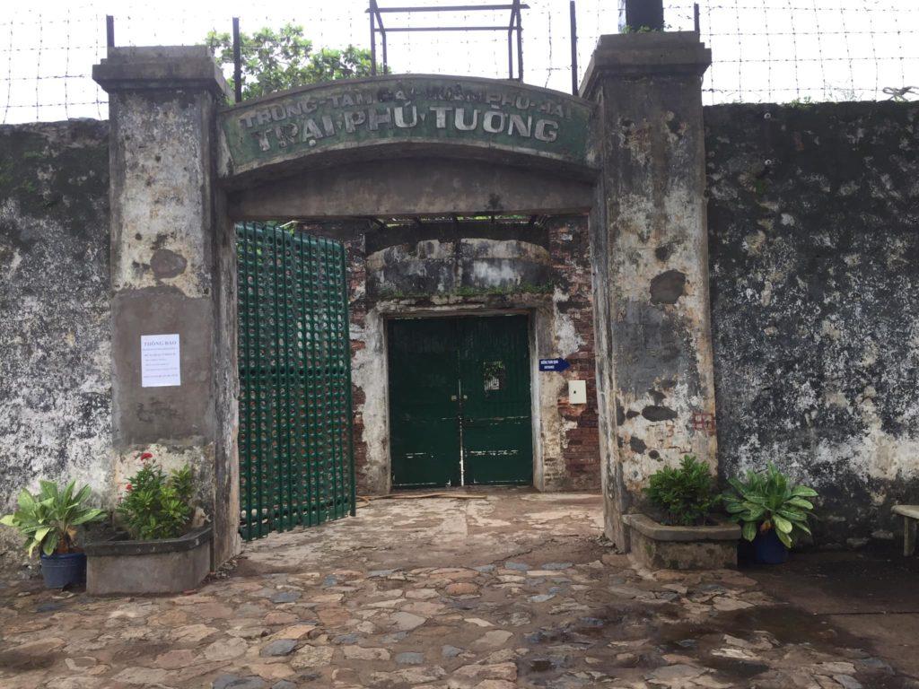 Trại Phú Tường - nhà tù Côn Đảo