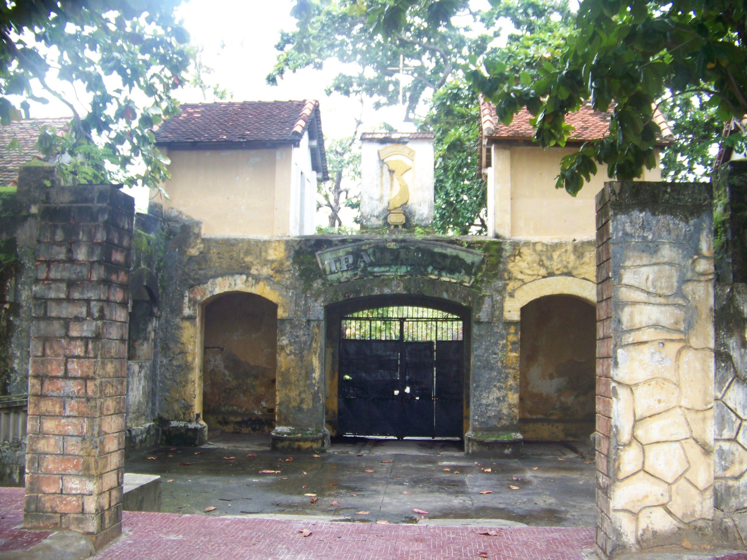 Trại tù Phú Sơn - nhà tù Côn Đảo