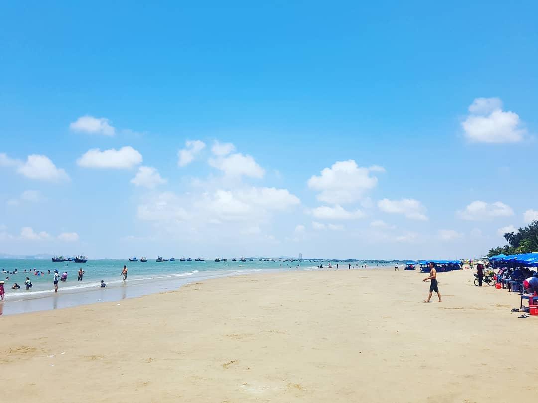 Biển Long Hải - Vũng Tàu