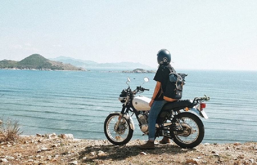 Tới Sầm Sơn bằng xe máy