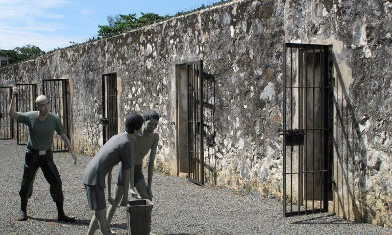 Trại giam Phú Phong - Côn Đảo