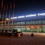 Sân bay Thanh Hóa nằm ở đâu? Có gần trung tâm thành phố không?