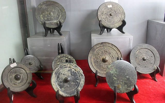 Bảo tàng cổ vật Hoàng Long